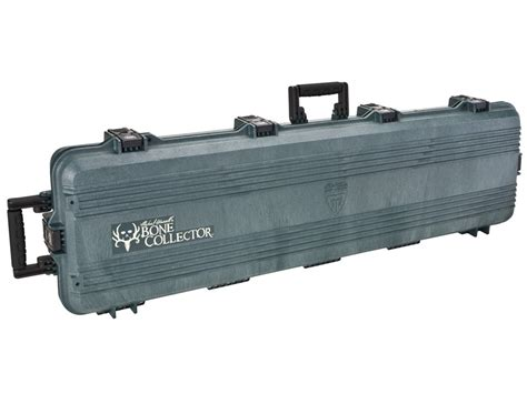 Rifle-Scopes Plano Aw Double Scoped Rifle Case Wheeled Bone Collector.