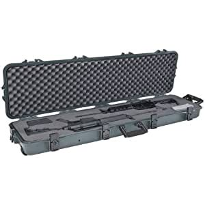 Plano Aw Scoped Rifle Case Green