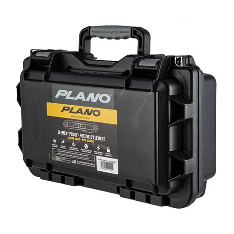Plano Molding Company Milspec Single Pistol Case