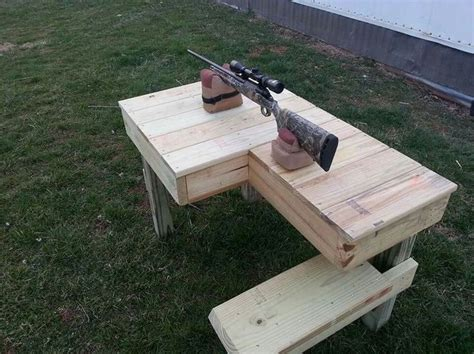 plans for building a shooting bench.aspx Image