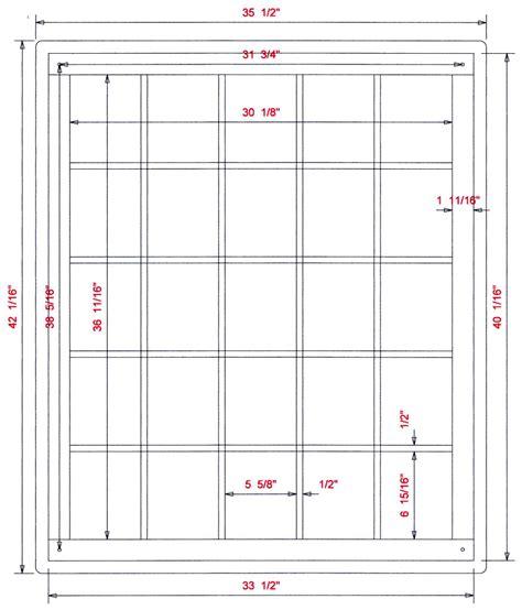 Plans build shadow box Image