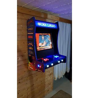 Plans For A Dyi Arcade Cabinet