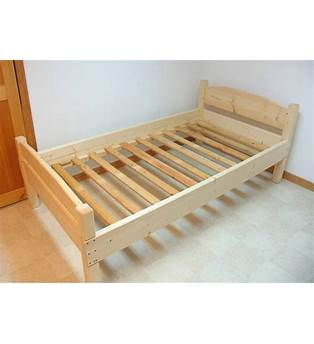 Plans For Building A Twin Bed Frame