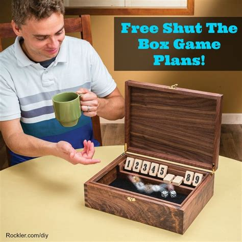 Plans for shut the box Image