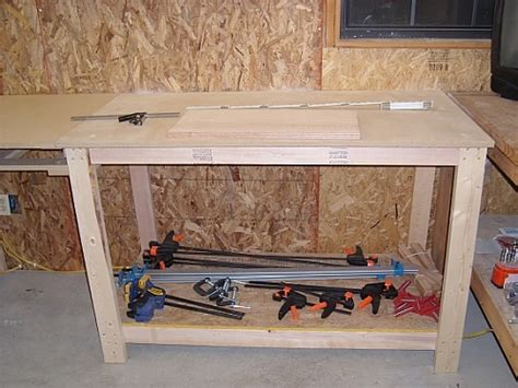 Plans for work bench Image