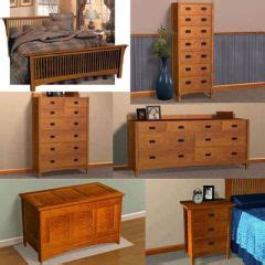 Plans to build a bedroom set Image