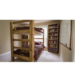 Plans To Build A Set Of Bunk Beds