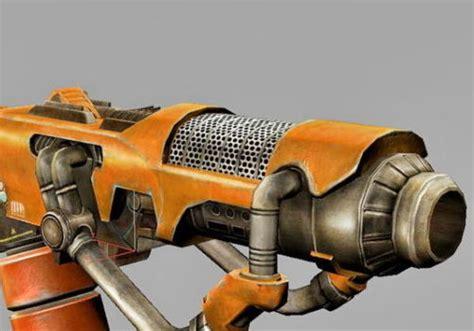 Plasma Rifle Free Model