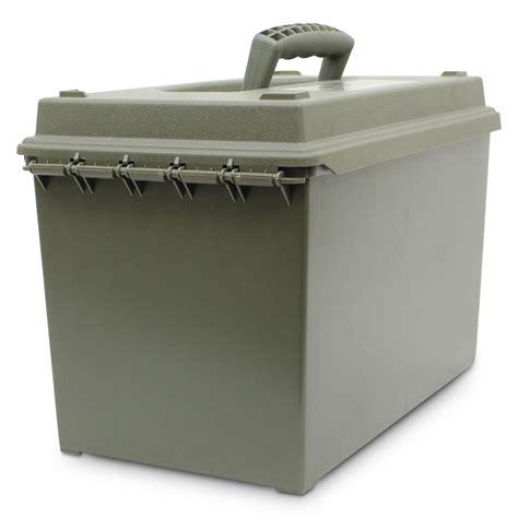 Plastic Ammo Box Sizes