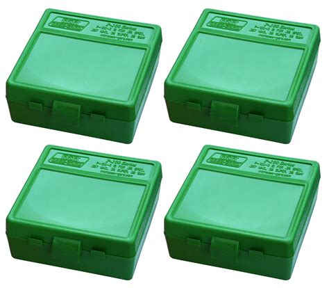 Plastic Ammo Boxes For 9mm