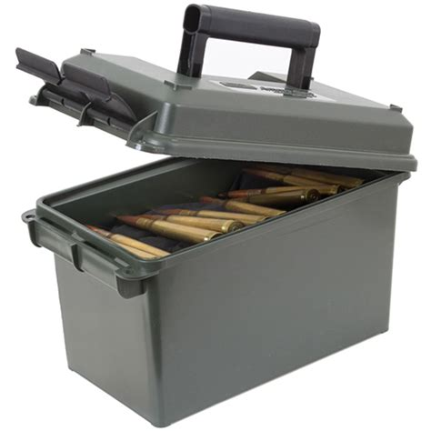 Plastic Ammo Cans