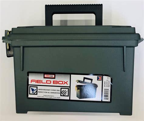 Plastic Ammo Case Lunch Box
