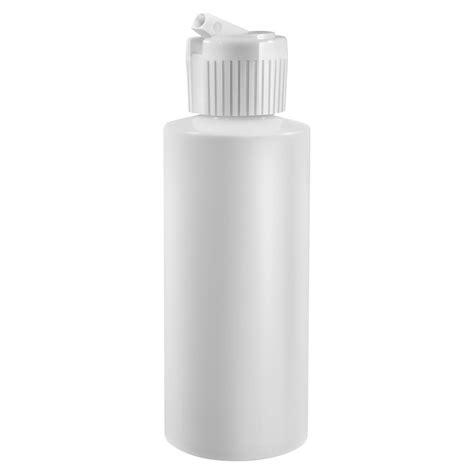 Plastic Cylinder Bottles With Flip Top Pour Spout - Best