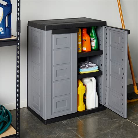 Plastic Garage Storage Cabinet Make Your Own Beautiful  HD Wallpapers, Images Over 1000+ [ralydesign.ml]