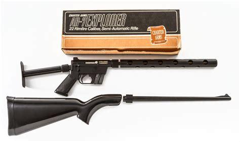 Plastic Pistol Caliber Rifle
