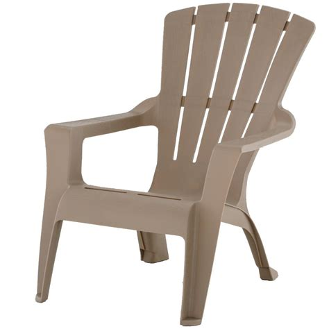 Plastic adirondack chair home depot Image