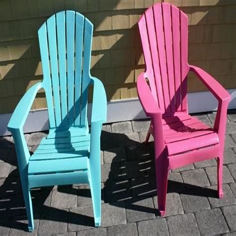 Plastic adirondack chairs on sale Image
