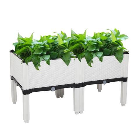 Plastic planter boxes nz Image