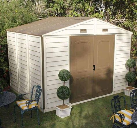 Plastic shed 10 x 8 Image