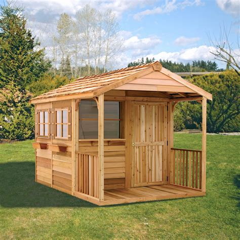 Playhouse garden shed Image