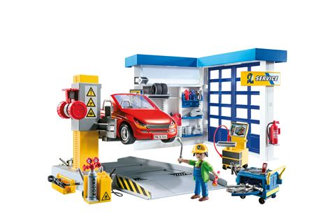Playmobil Car Garage Make Your Own Beautiful  HD Wallpapers, Images Over 1000+ [ralydesign.ml]