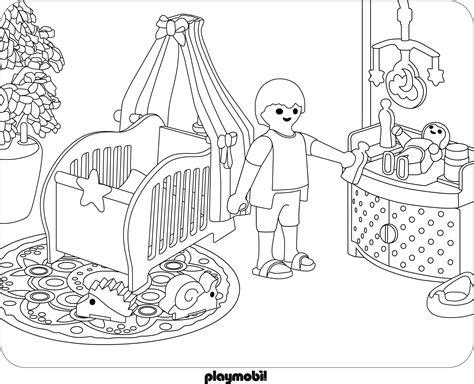 Playmobil Malvorlagen Ausdrucken