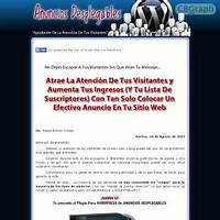 Buying plugin de anuncios desplegables para wordpress