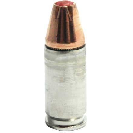 Plus P 9mm Ammo