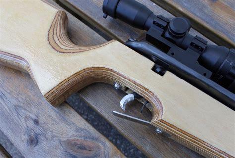 Plywood Rifle Stock