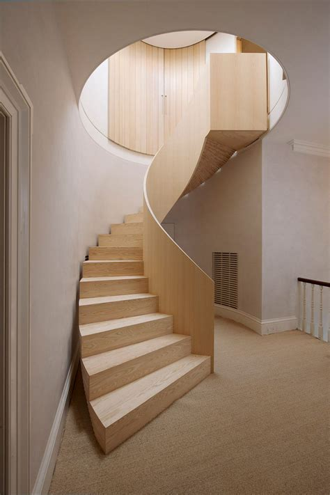 Plywood Stairs Design
