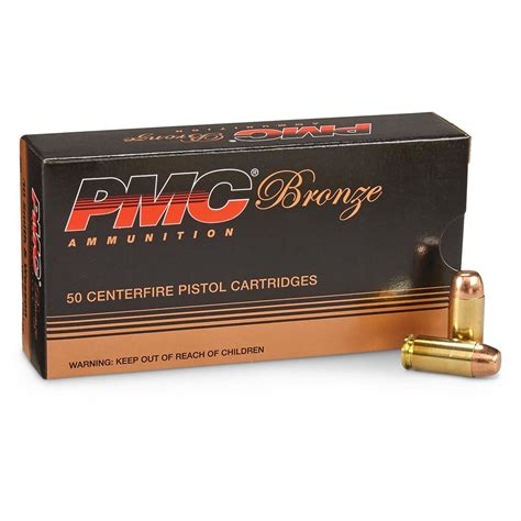 Pmc 40 Ammo Review