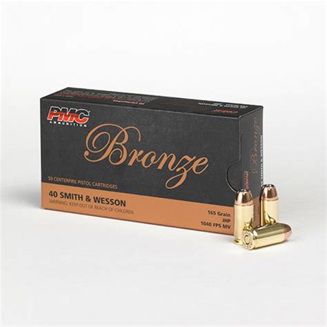 Pmc 40 S W 165 Gr