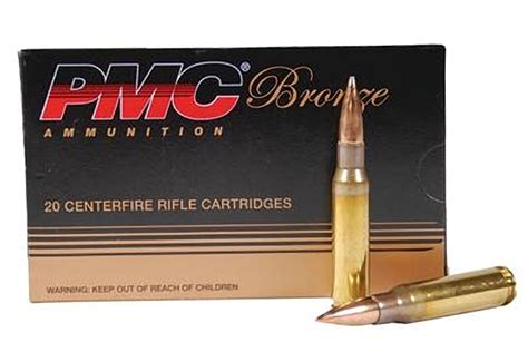 Pmc Bronze 308 Ammo Review
