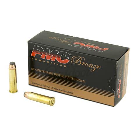 PMC Bronze 357 Magnum JSP 158 Grain 50 Rounds - 51652