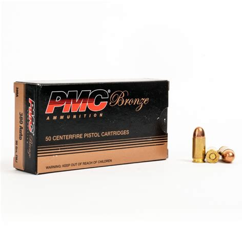 Pmc Bulk 380 Ammo