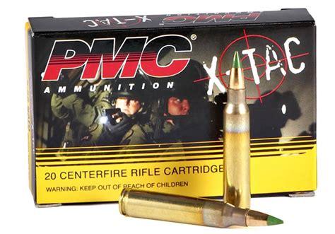 Pmc X Tac 5 56 62gr Green Tip