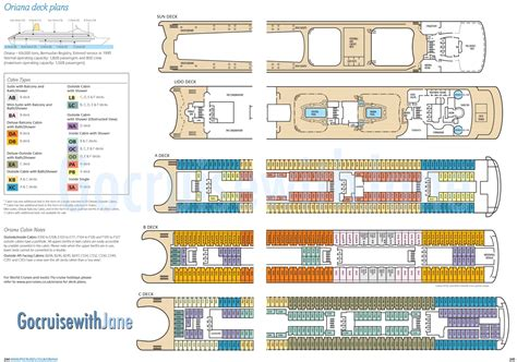 Po oriana deck plans Image