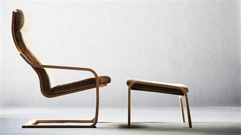 Poang chair design history Image