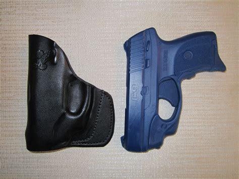 Pocket Holster For Ruger Lc9 With Crimson Trace Laser