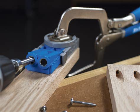 Pocket hole kreg jig Image