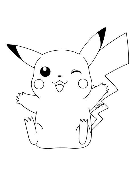 Pokemon Malvorlagen A4