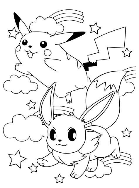 Pokemon Malvorlagen Kostenlos Ausdrucken Anleitung
