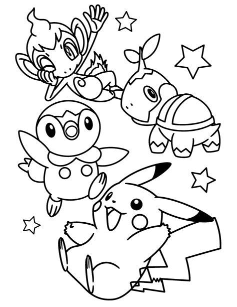 Pokemon Malvorlagen Kostenlos Ausdrucken Online