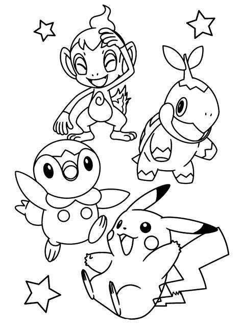 Pokemon Malvorlagen Kostenlos Ausdrucken Pdf