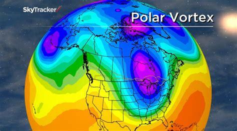 Polar Vortex Usa 2017