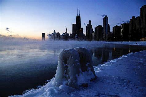Polar Vortex 2019 Michigan