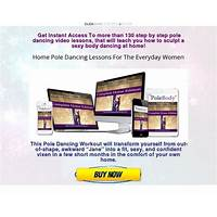 Pole dancing classes online hot trend, low competition experience