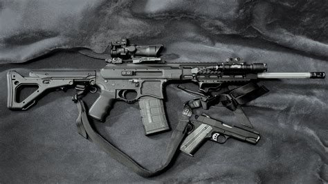 Police Assault Rifle