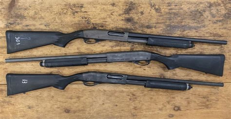Police Issue 12 Gauge Shotgun