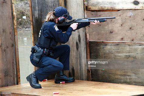 Police Shotgun Shooting